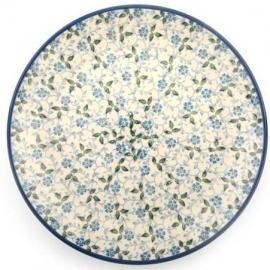 Bunzlau Plate 23,5 cm Summer Wind