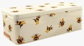 Emma Bridgewater Bumblebee Long Rectangular Tin -langwerpig-