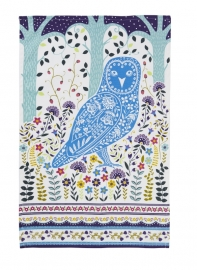 Ulster Weavers Tea Towel Woodland Owl