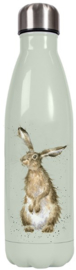 Wrendale Designs 'Hare and the Bee' hare Water Bottle 500 ml