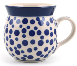 Bunzlau Farmers Mug 300 ml Crazy Dots