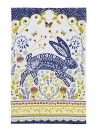 Ulster Weavers Tea Towel Woodland Hare