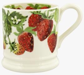 Emma Bridgewater Vegetable Garden Strawberries 1/2 Pint Mug