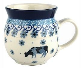 Bunzlau Farmers Mug 240 ml Cow -Limited Edition-