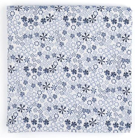 Bunzlau Tablecloth Indigo Lace 140 x 260 cm