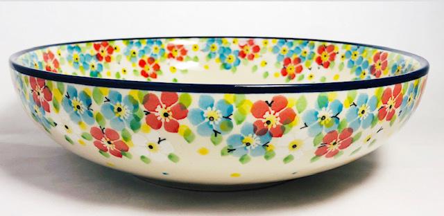 Bunzlau Serving Bowl 1250 ml Ø:22,5 cm June -Limited Edition-