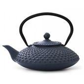 Bredemeijer Cast Iron Teapot Xilin 1,25 liter Blue