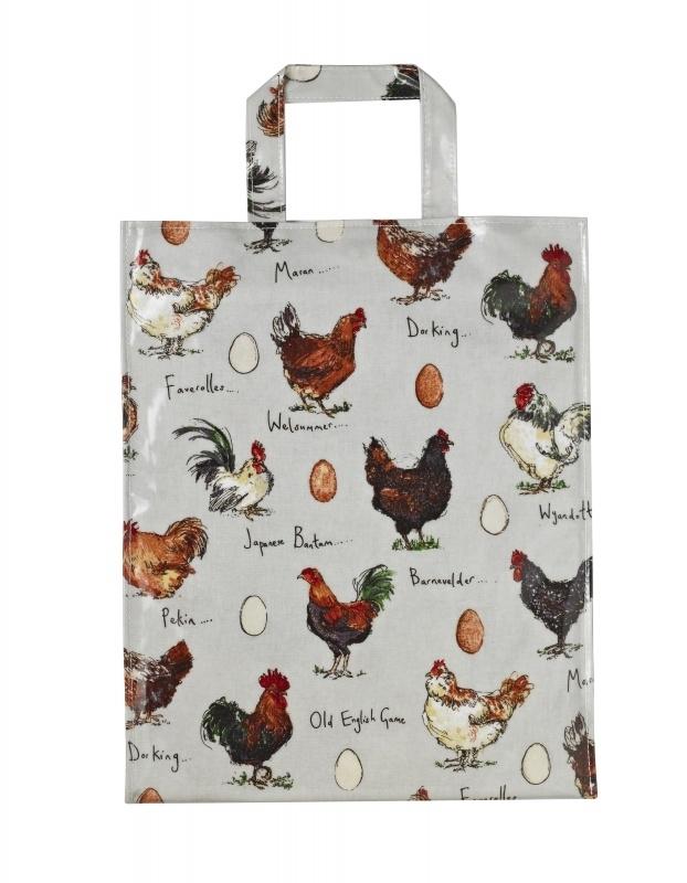 Ulster Weavers PVC Medium Bag Chicken & Egg