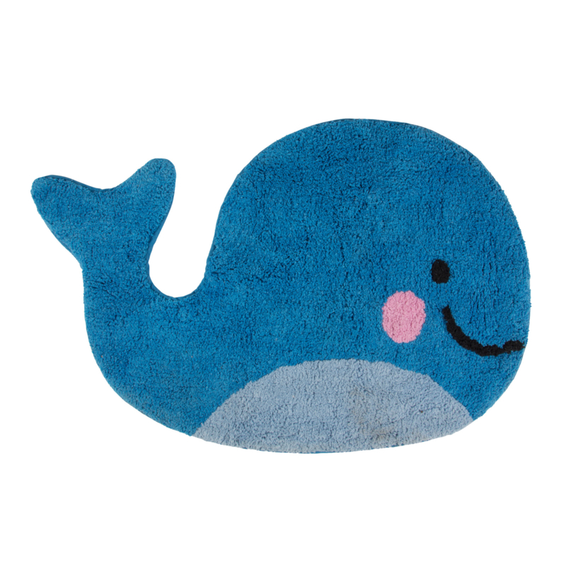 Sass & Belle Happy Whale Rug