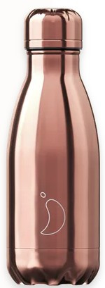Chilly's Drink Bottle 260 ml Rose Gold