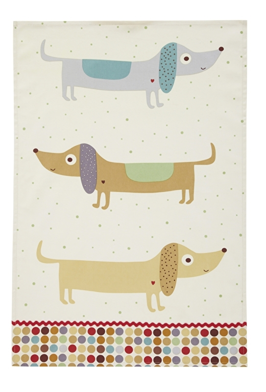 Ulster Weavers Tea Towel Hot Dog