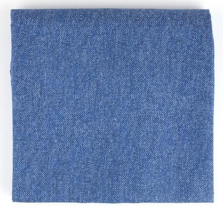 Bunzlau Tablecloth Dark Blue 140 x 260 cm