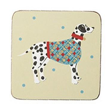Ulster Weavers Coasters Hound Dog - set of 4-