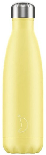 Chilly's Drink Bottle 500 ml Pastel Yellow