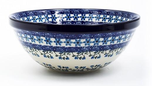 Bunzlau Bowl Large 28 cm Vine