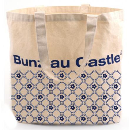 Bunzlau Cotton Bag Blossom