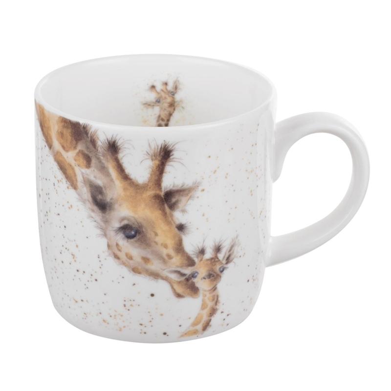 Wrendale Designs First Kiss Mug
