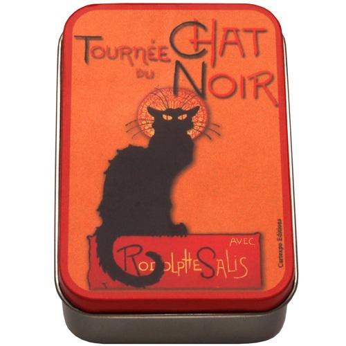 Klein blikje Chat Noir