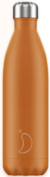 Chilly's Drink Bottle 750 ml Matte Burnt Orange