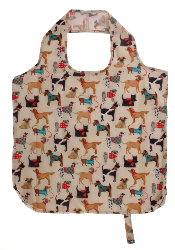 Ulster Weavers Roll-Up  Bag Hound Dog