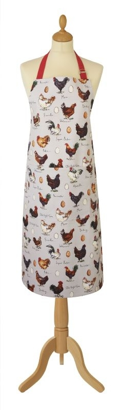 Ulster Weavers Cotton Apron Chicken & Egg
