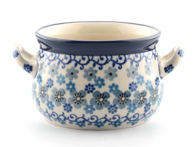 Bunzlau Soupbowl 360 ml Winter Garden