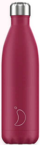 Chilly's Drink Bottle 750 ml Matte Pink