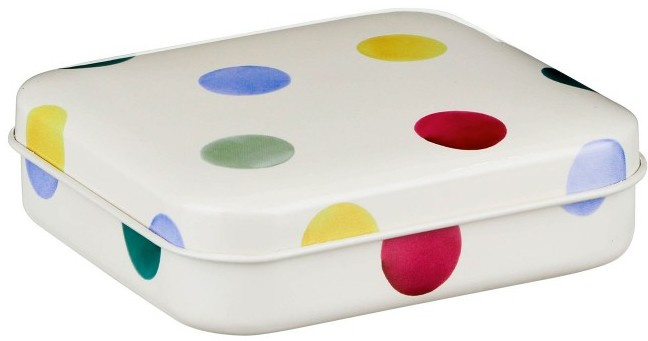Emma Bridgewater Polka Dot Pocket Tin