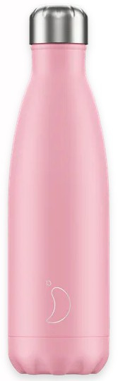 Chilly's Drink Bottle 500 ml Pastel Pink