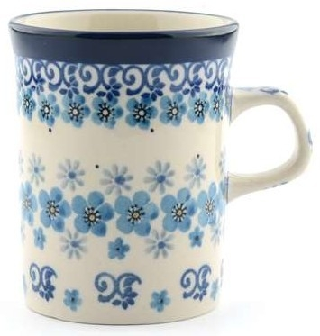 Bunzlau Straight Mug Small 150 ml Autumn Breeze