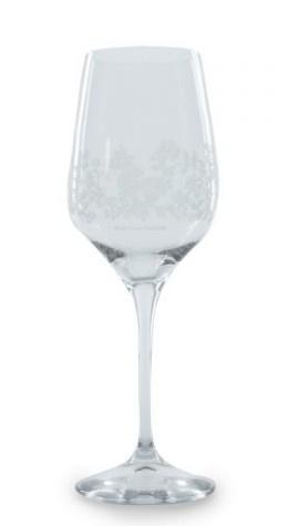 Bunzlau White Wine Glass Summer Breeze 350 ml -wit-