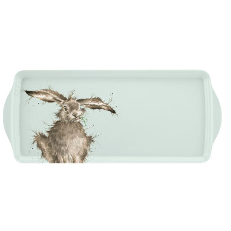 Wrendale Designs Hare Melamine Sandwich Tray