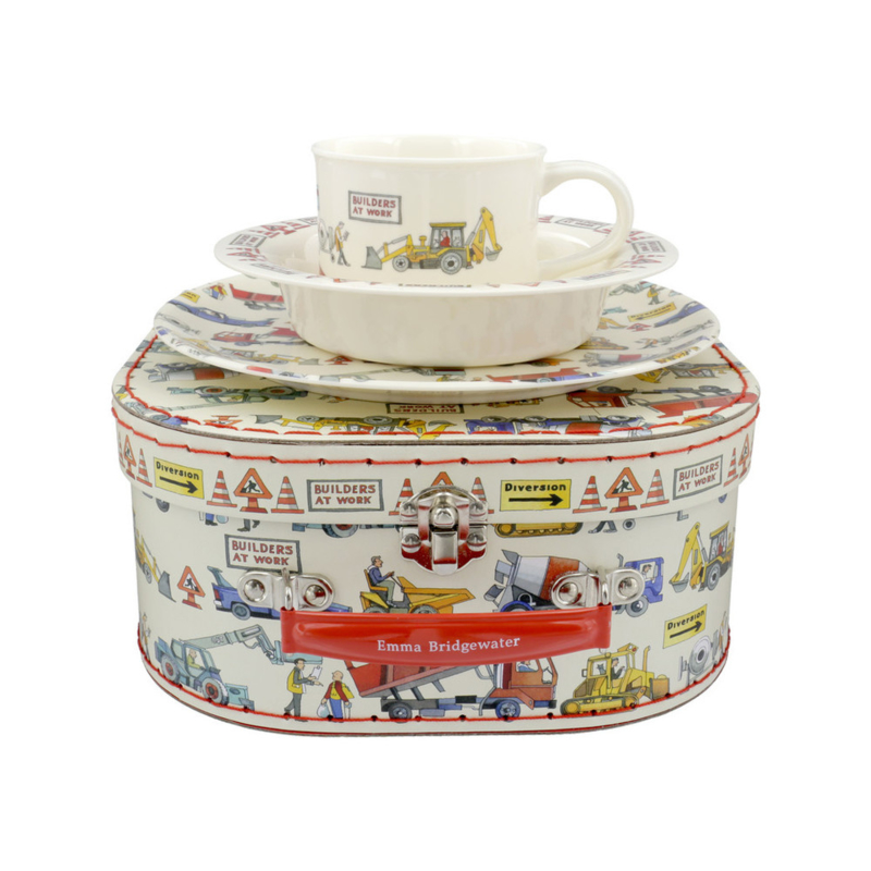 Emma Bridgewater Builders at Work Childrens Set