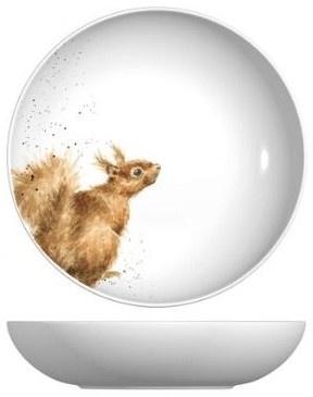 Wrendale Designs Pasta Bowl Squirrel