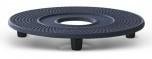 Bredemeijer Cast Iron Coaster Xilin Blue