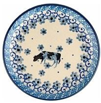 Bunzlau Cakedish 12,3 cm Cow -Limited Edition-