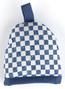 Bunzlau Egg Cosy Checkered