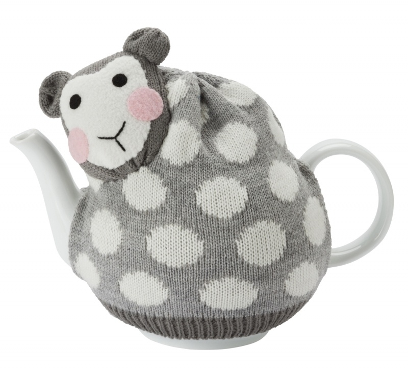 Ulster Weavers Knitted Sheep Tea Cosy