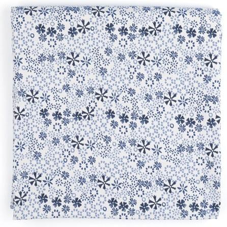 Bunzlau Tablecloth Indigo Lace 140 x 140 cm