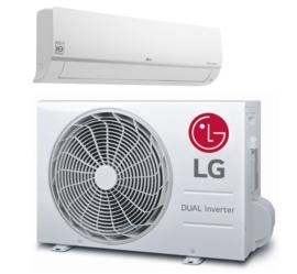 2021 LG PC09SQ R32 2,5kW WiFi Standard Plus Smart Inverter set