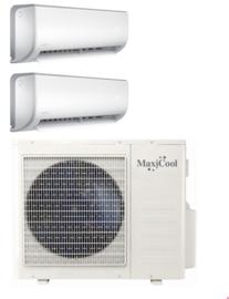 Maxicool CHIGO Duo inverter R32 set 2,5 + 35 KW