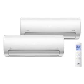 Midea Duo Split 5,4 KW koelen en verwarmen