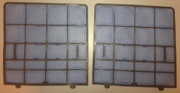 Filter set voor de Tristar AC-5401 en CHIGO SU-6012