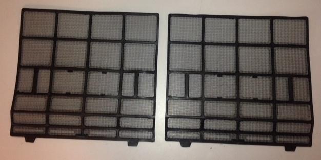 Filter set voor de Tristar AC-5400 en CHIGO SU-6009