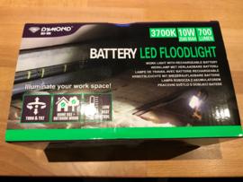 oplaadbare led lamp 10W
