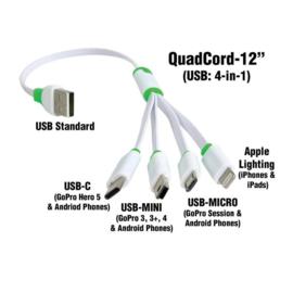 Yolotek Quadcord