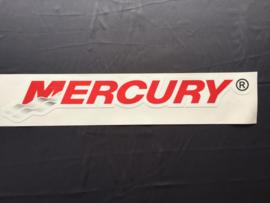 Mercury 60cm rood tapijt