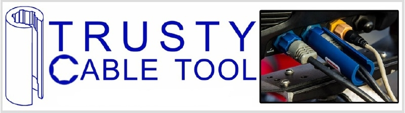 Trusty cable tool single ended