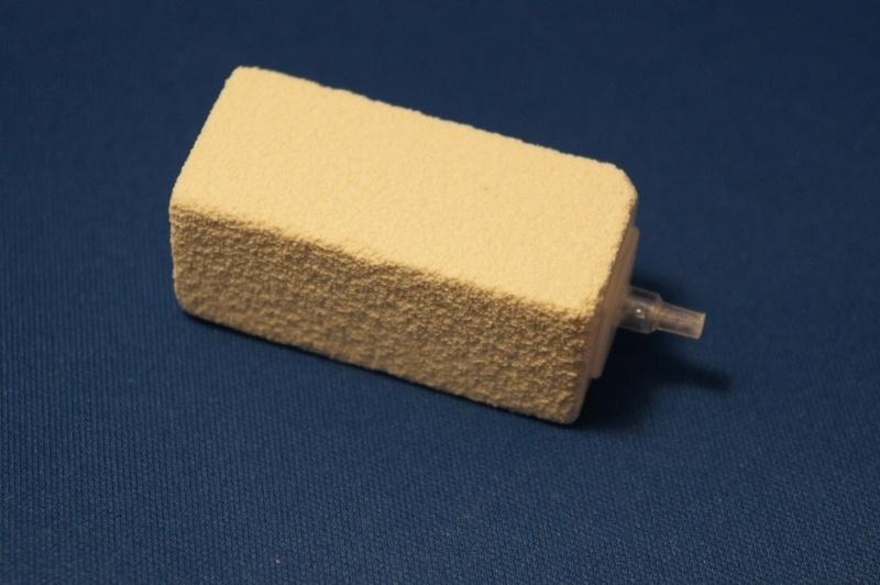 Bruissteen blok