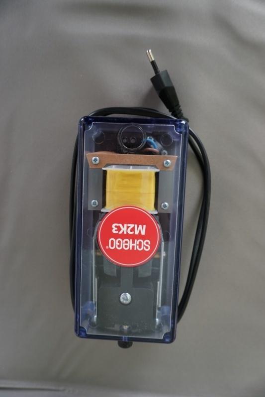 Schego M2K3 zuurstofpomp 220 volt